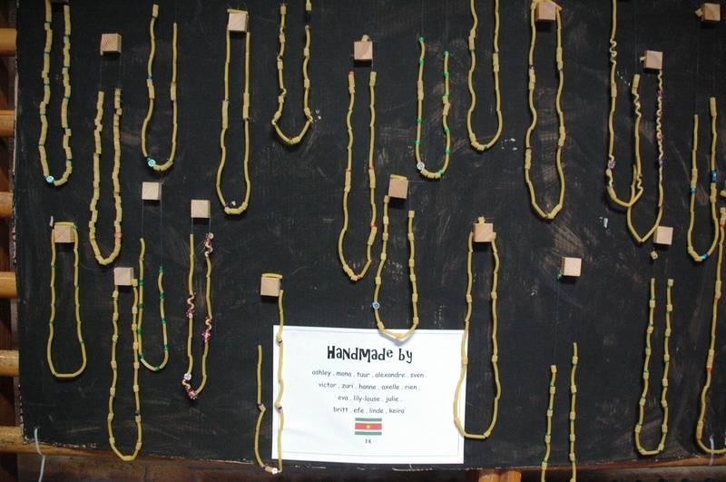 Handmade Kralenkettingen