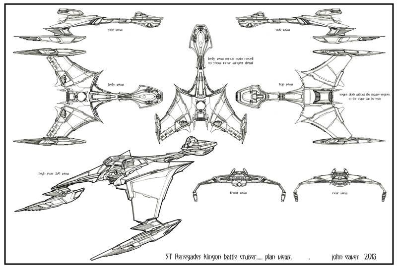 Klingon, Renegades