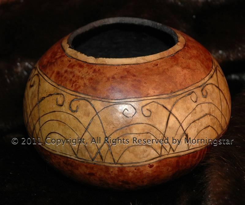 Penobscot designed bowl