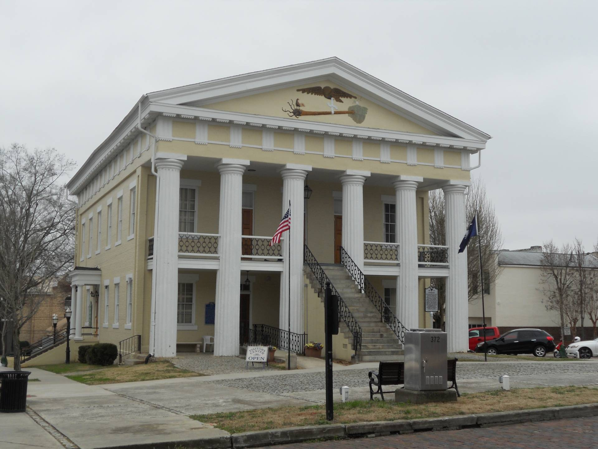 Newberry County Chamber of Commerce and Visitors Center, 1209 Caldwell Street, PO Box 396, Newberry, SC, 29108
