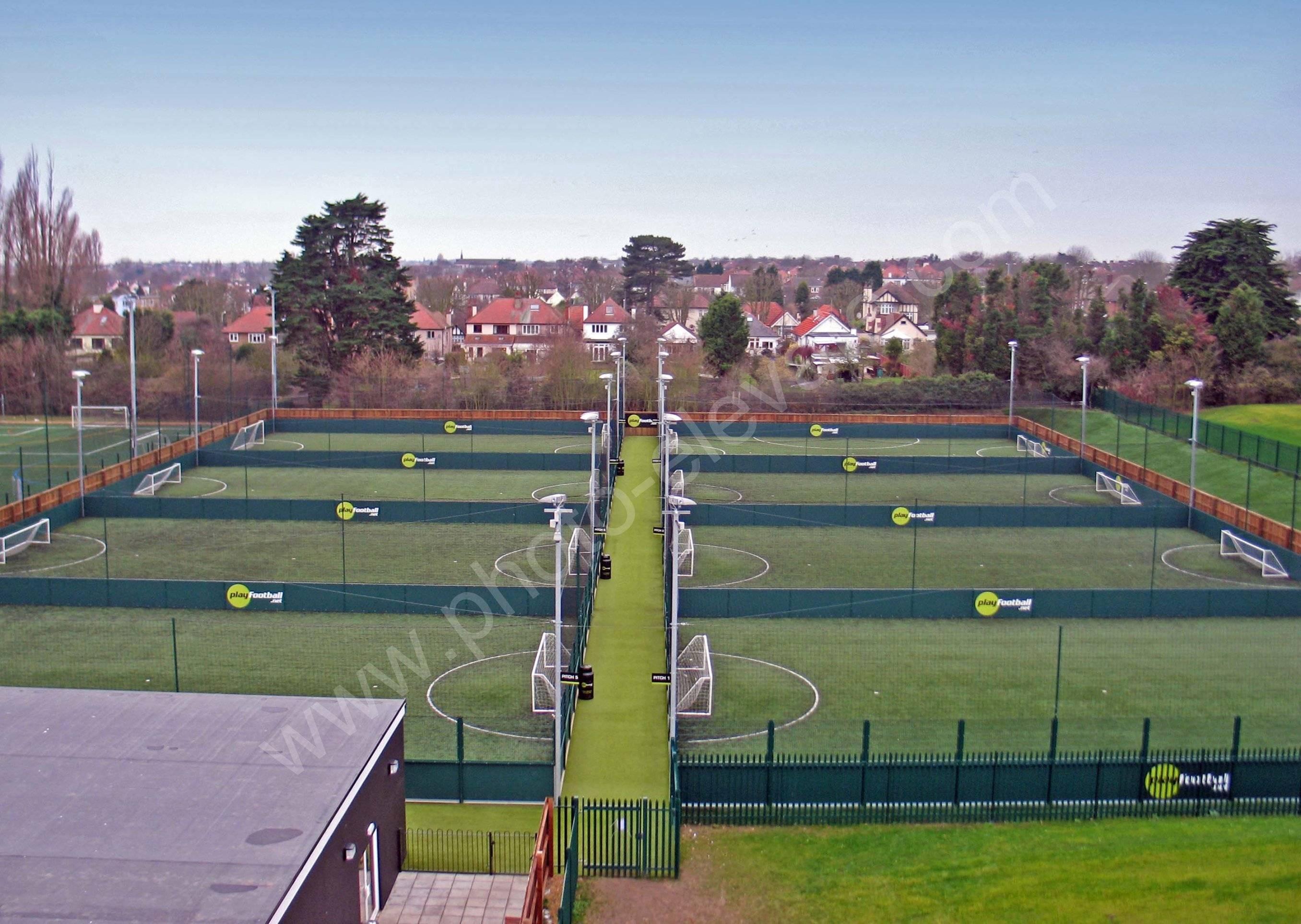 Play Football Southend