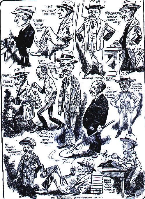 Cartoon CC News
