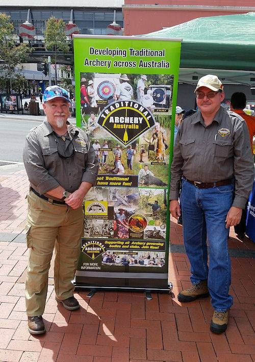"""DPI """"Stay on Target"""" Ethical Bow Hunting Launch"""