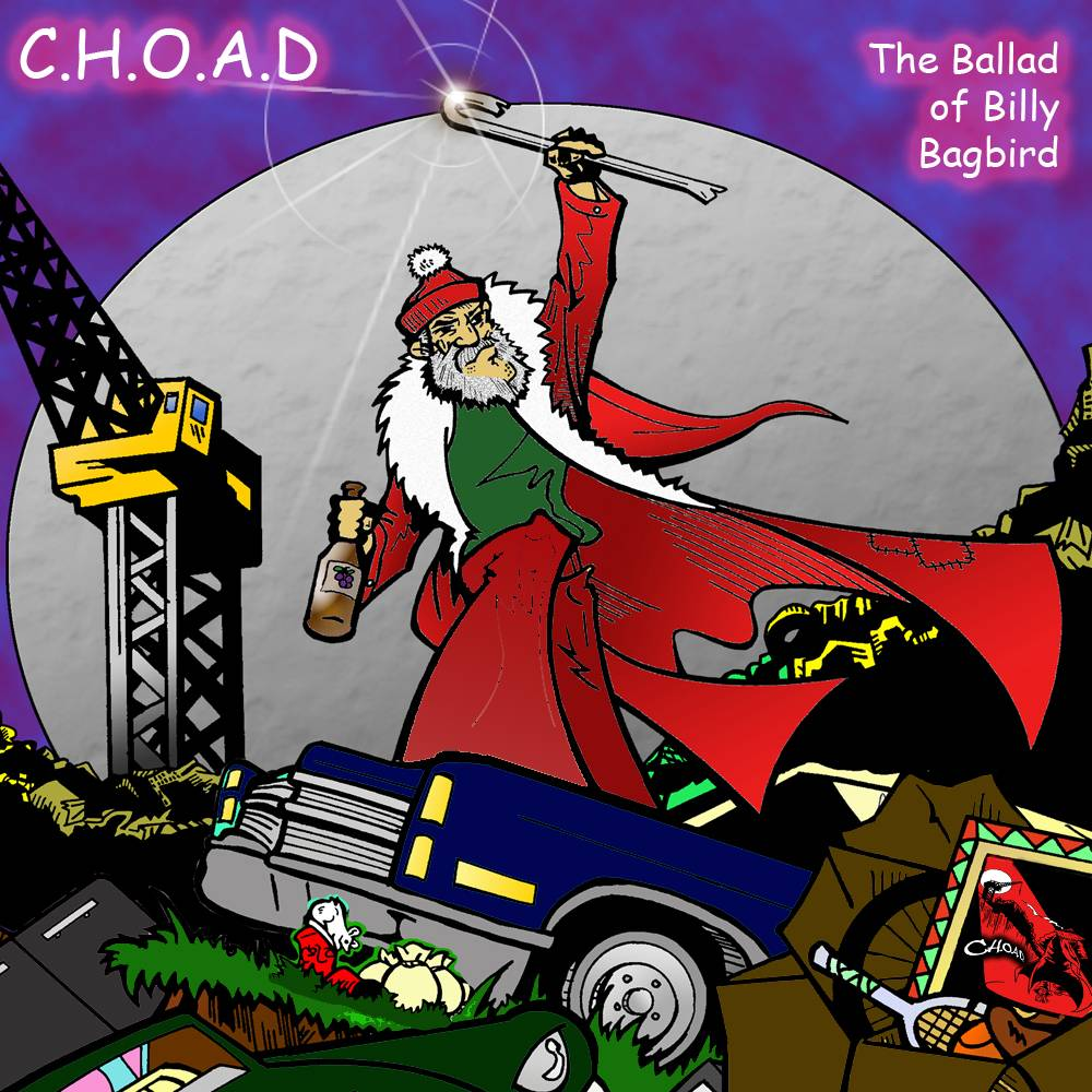 Choad Cover