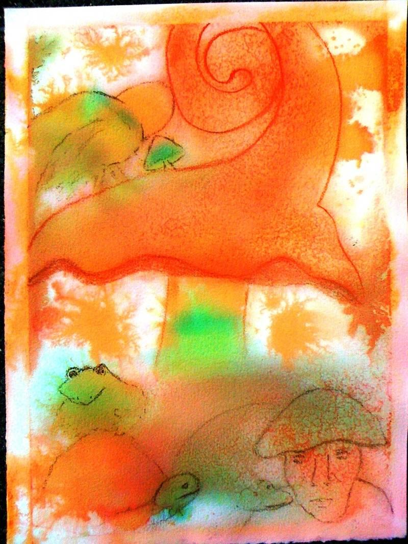 Frankeys Energy Painting