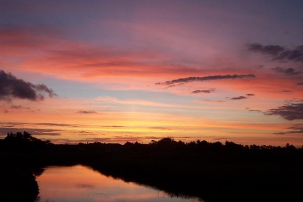 Invercargill - Waihopai River