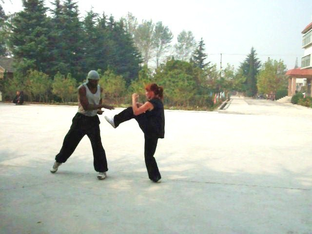 Shaolin Applications Class 2