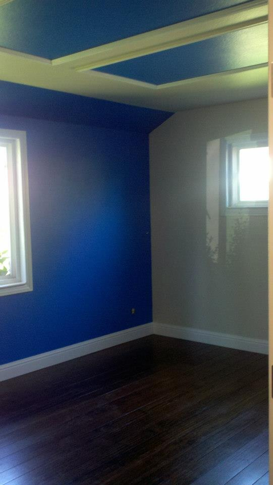 Kid's Bedroom with Faux Skylights