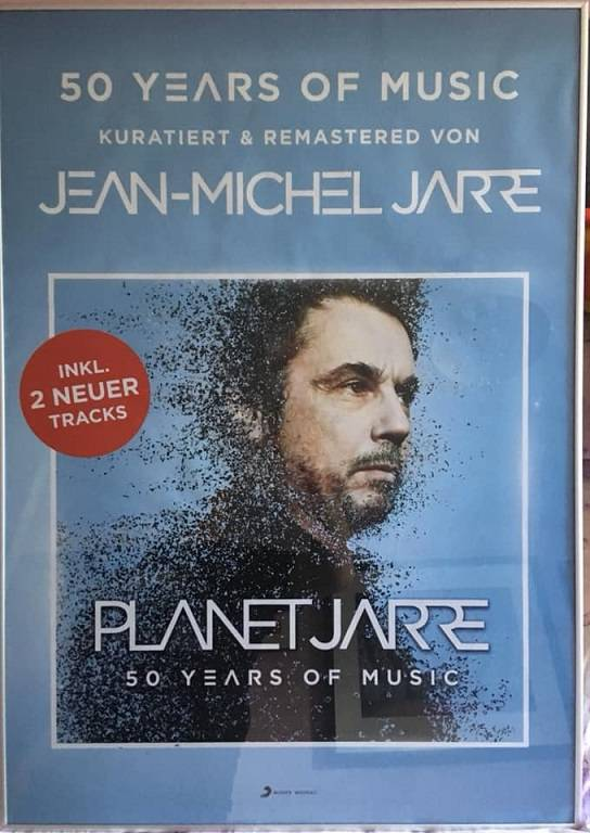 Planet Jarre. 2018 Album release