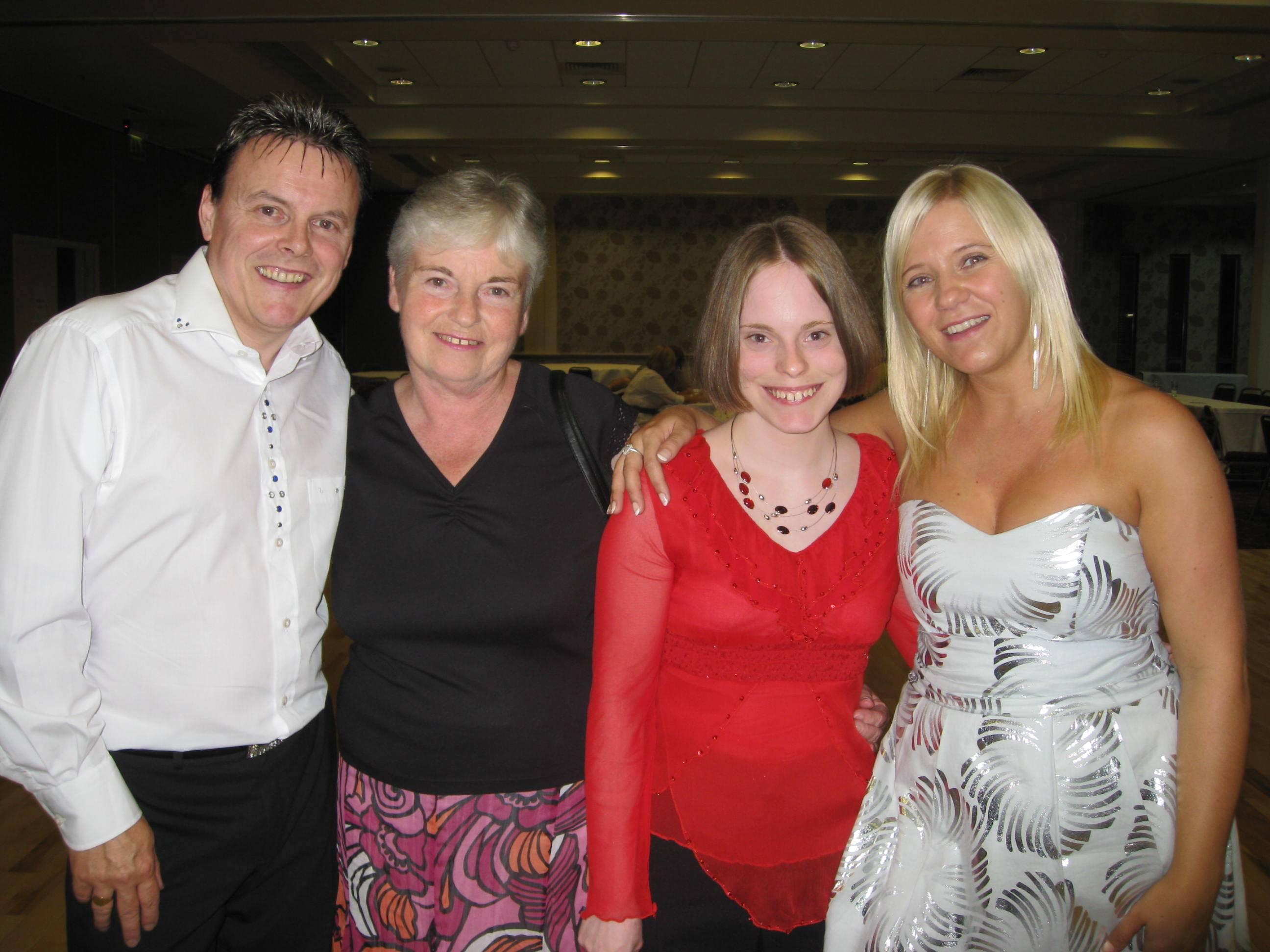 TM, Ann Hynes, Anne-Marie Hynes & FE