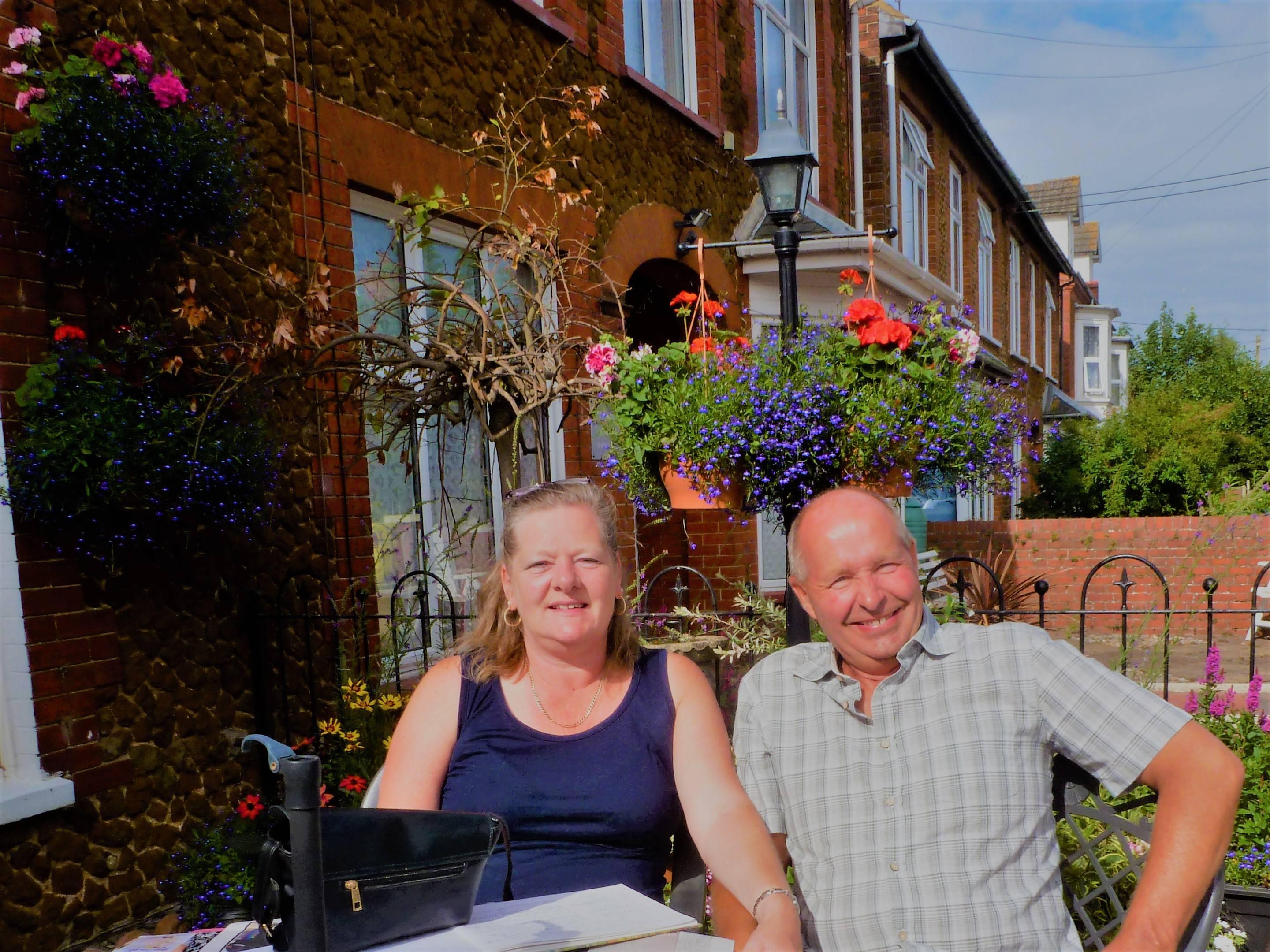 Gary & Julie
