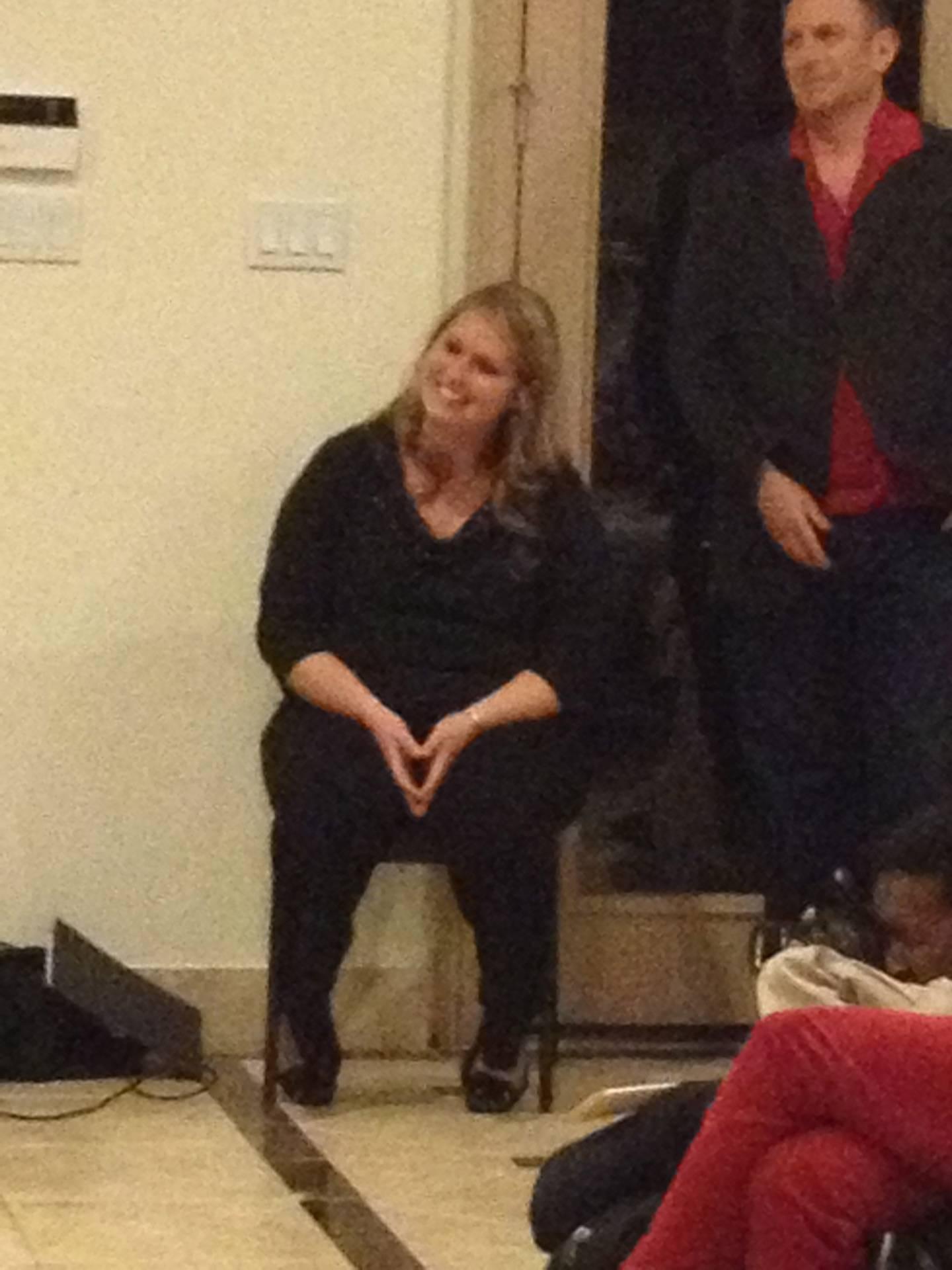Drama Teacher - Ms. Callender