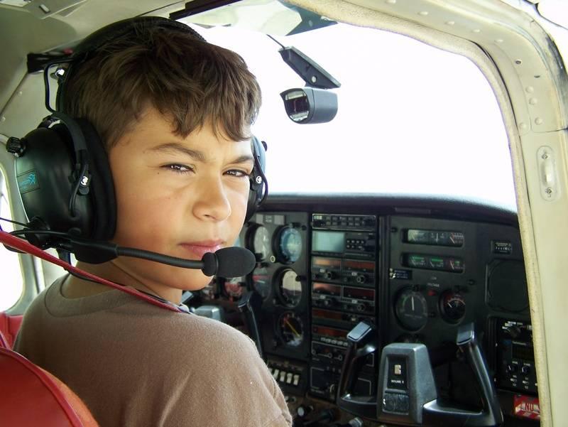 Cadet Flying