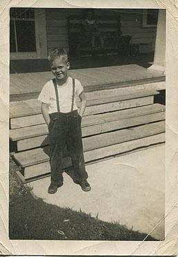Theodore Deering Manning around 1937