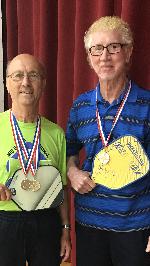 John Schexnaildre and David Johnson