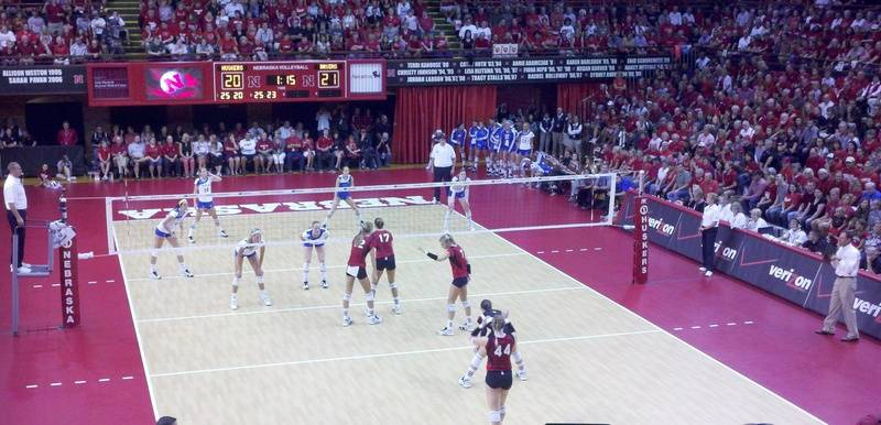 UCLA vs Nebraska