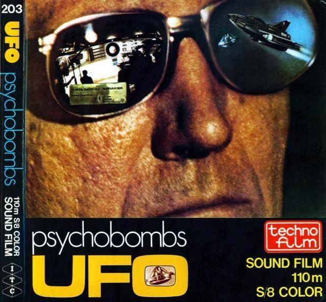 UFO - Psychobombs