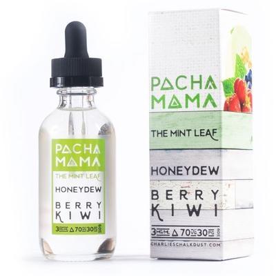 Pachamama The Mint leaf, honeydew, berry kiwi