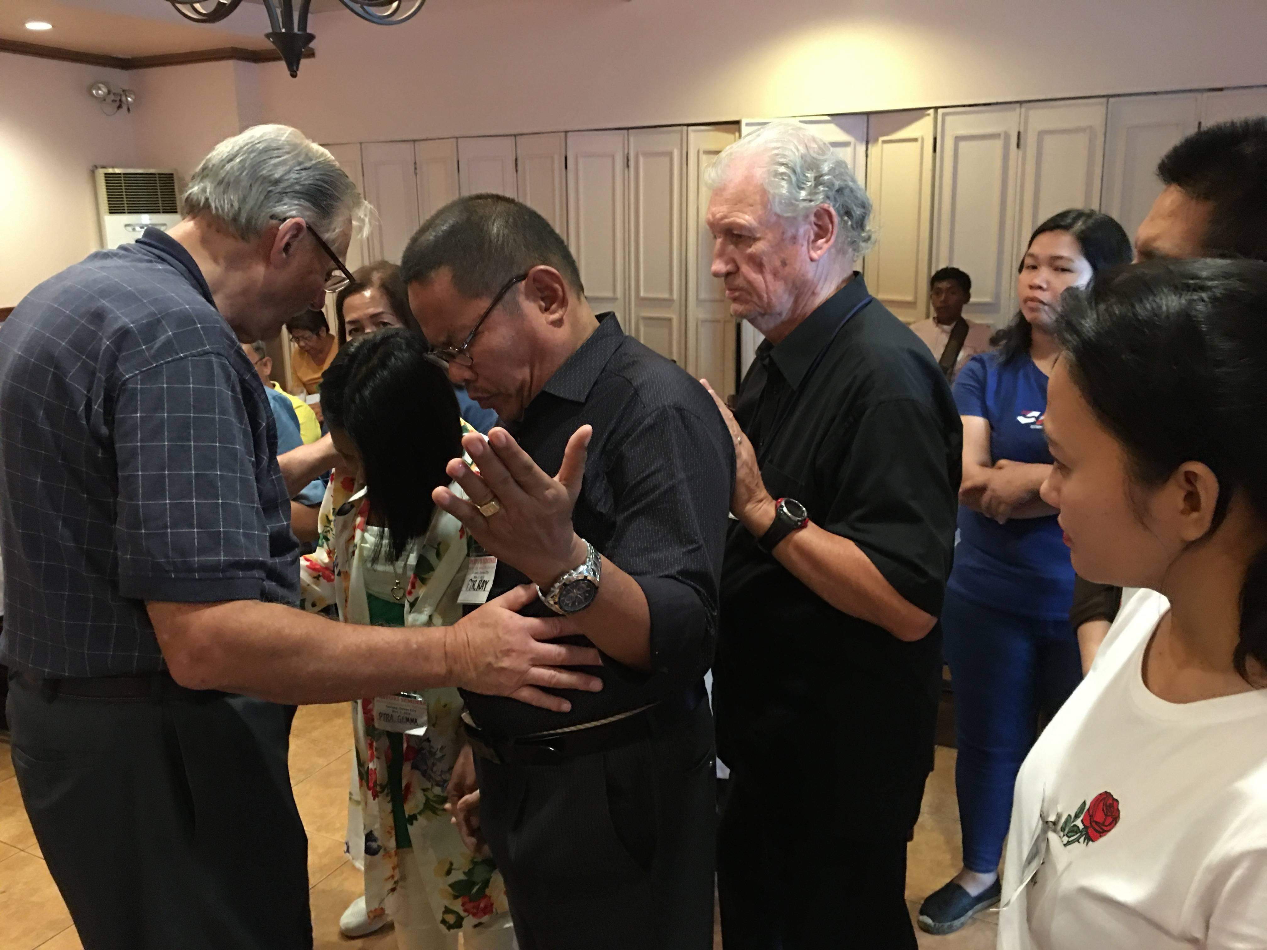 Praying for Pastors