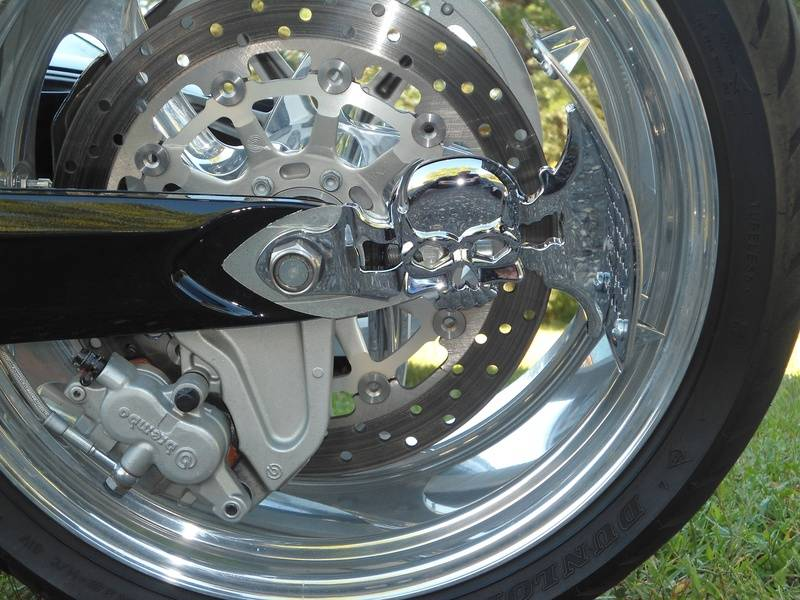 VICTORY MOTORCYCLES LICENSE PLATE MOUNT