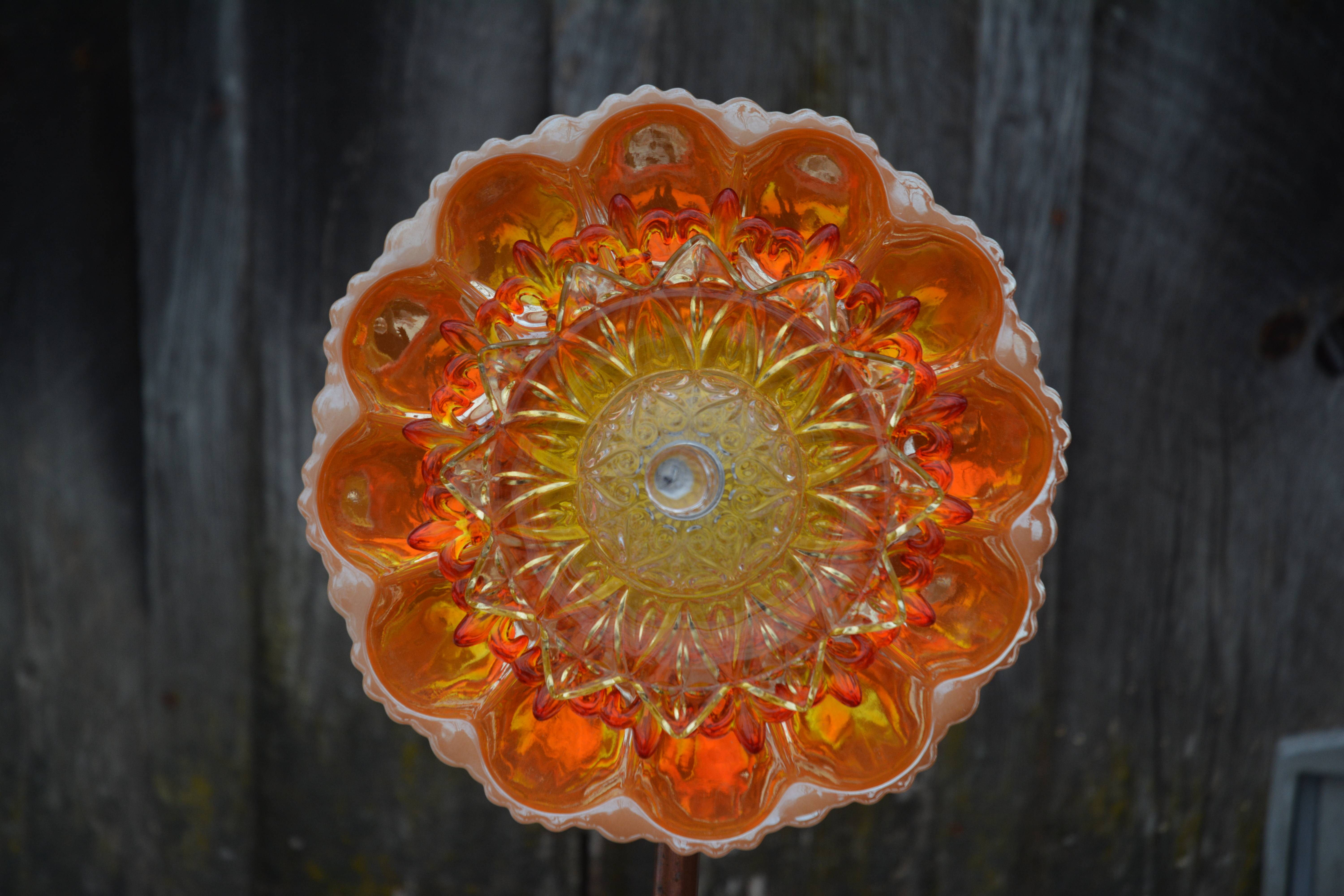 Totally Tangerine - SOLD