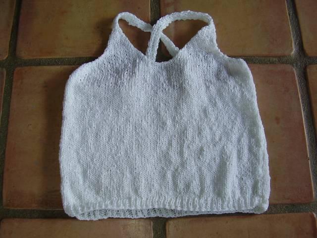 10.  cross strap camisole