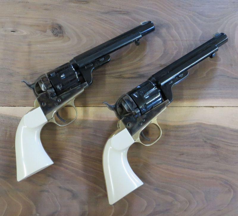 "Custom built Bob Munden ""Option #2 - Race Guns"""