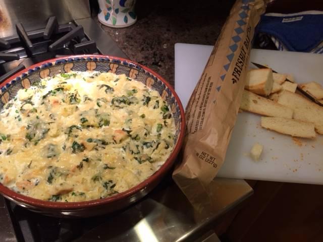 Asparagus & Spinach Strata
