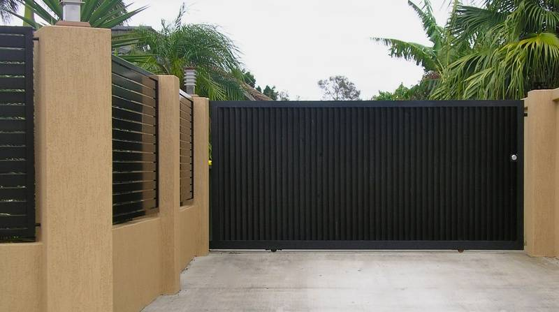 Sliding Gate and Fence Infill Panels