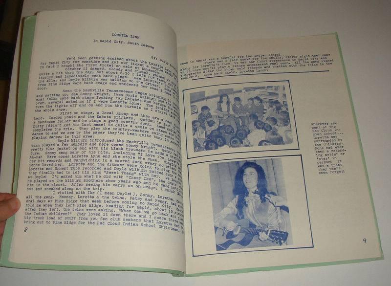 FCJ 1969 YEAR BOOK INSIDE