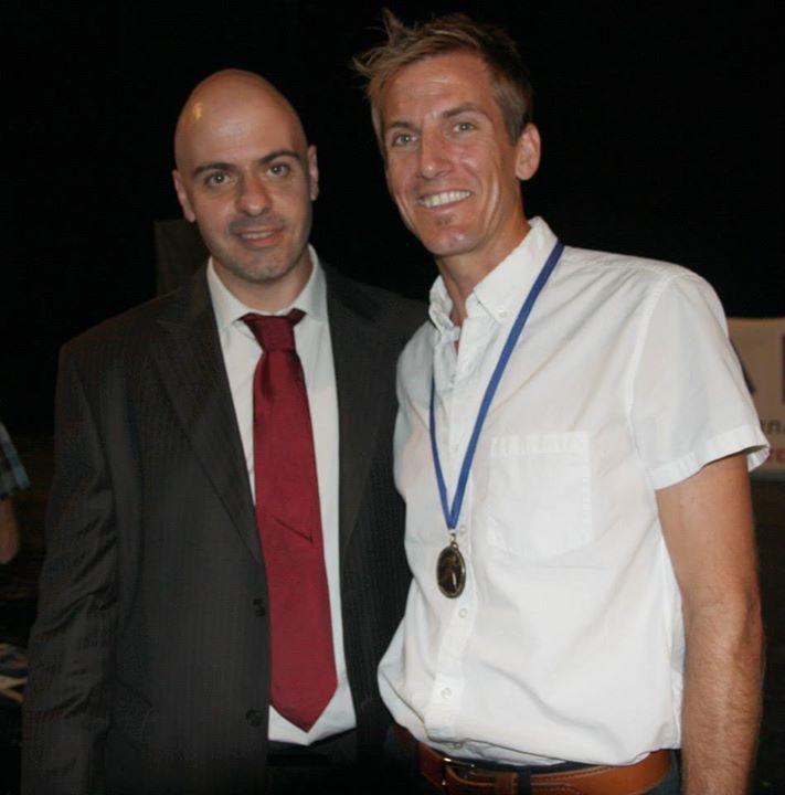 Bryce Carlson & Nikolaos Petalas