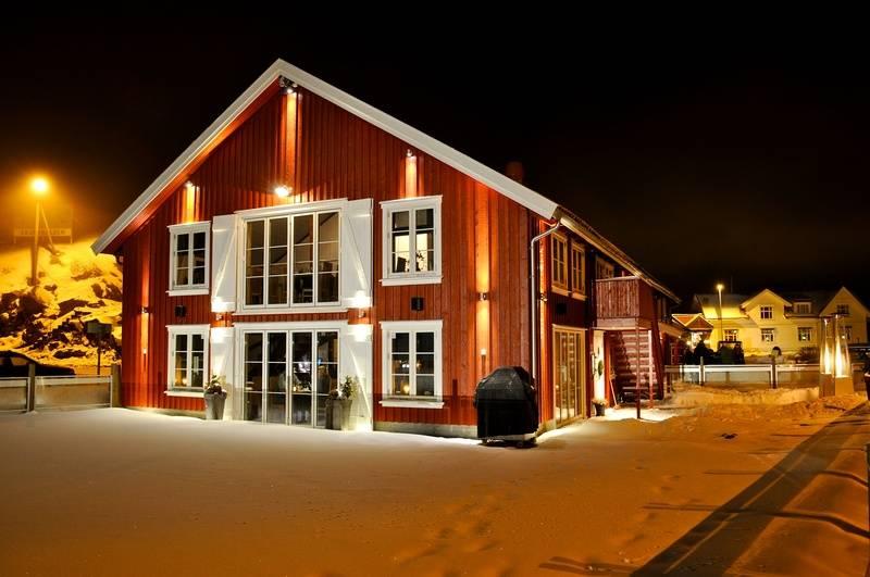 Vinterkveld på FørsteReis!
