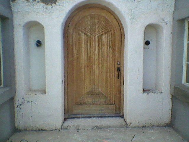 Before Door & Front