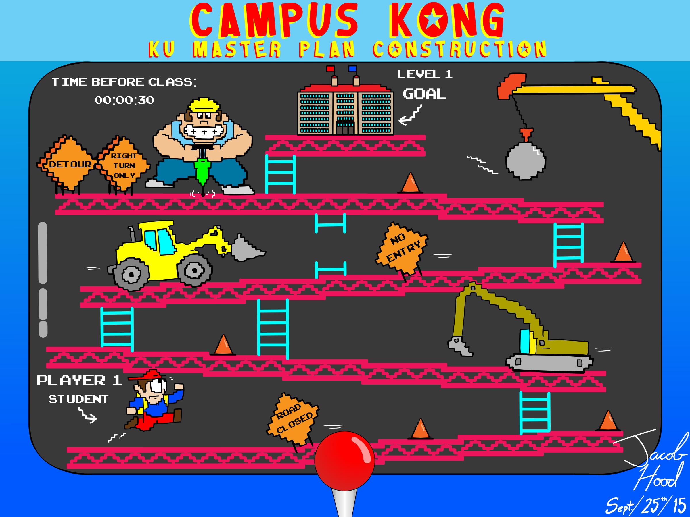 Campus Kong