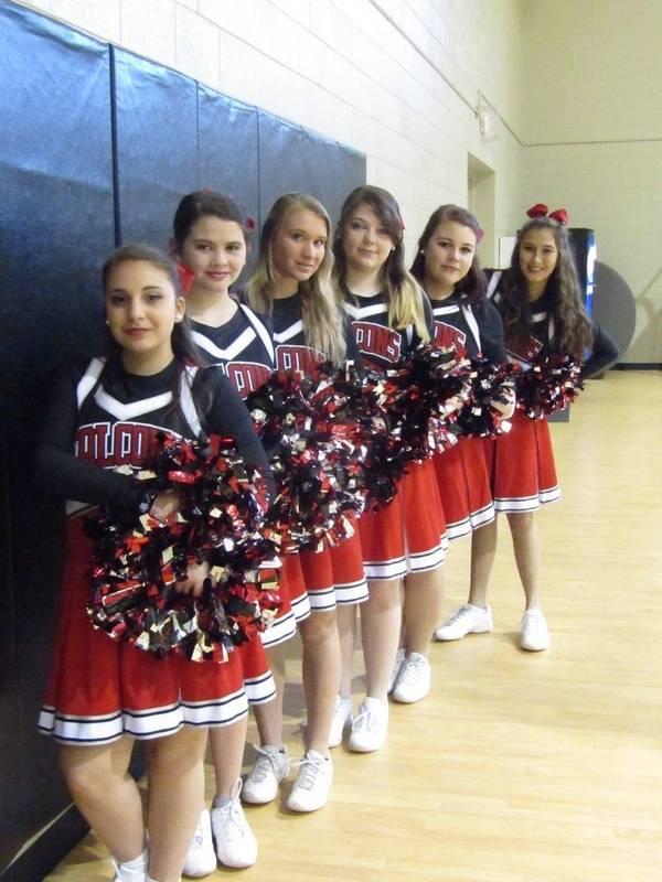 Varsity Cheer Squad