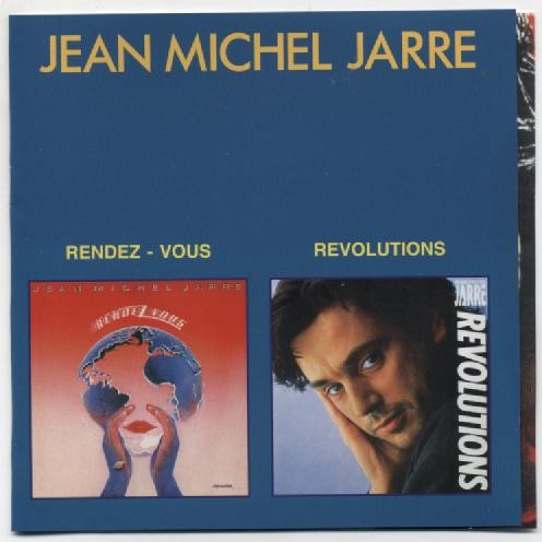 Rendez Vous & Revolutions CD