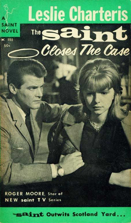 K103 - The Saint Closes The Case