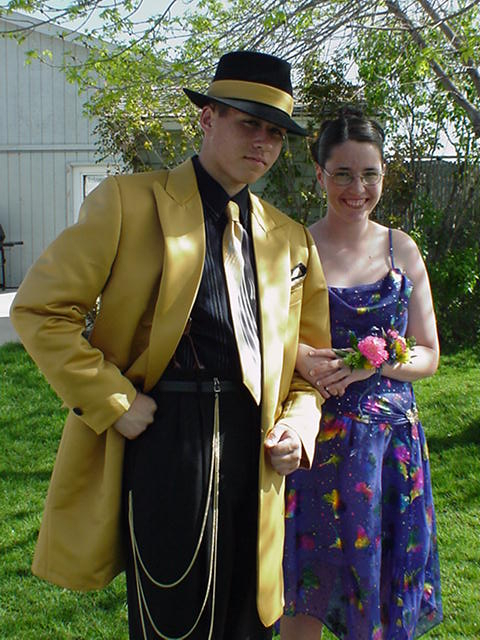 Sarah's Junior Prom