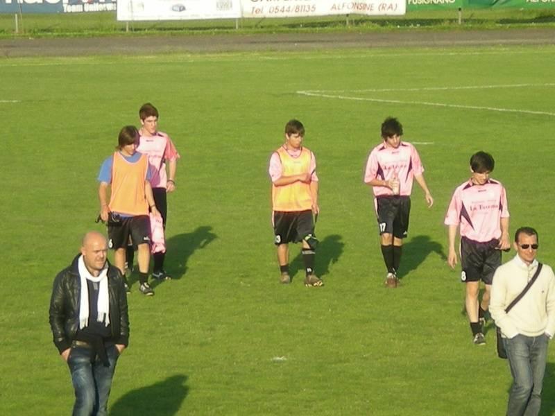 Torneo Alfonsine Cesena-Cervia 4-0