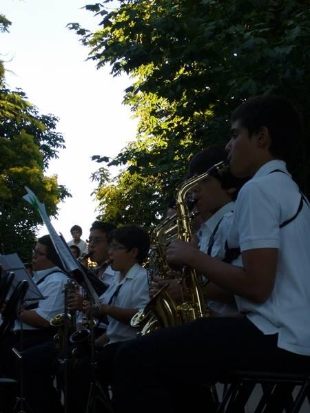 Concierto de clausura (Banda)