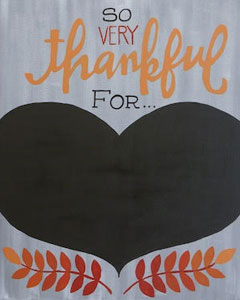 """""""Thankful For..."""""""