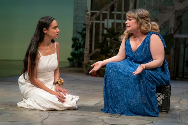 Medea and Luisa