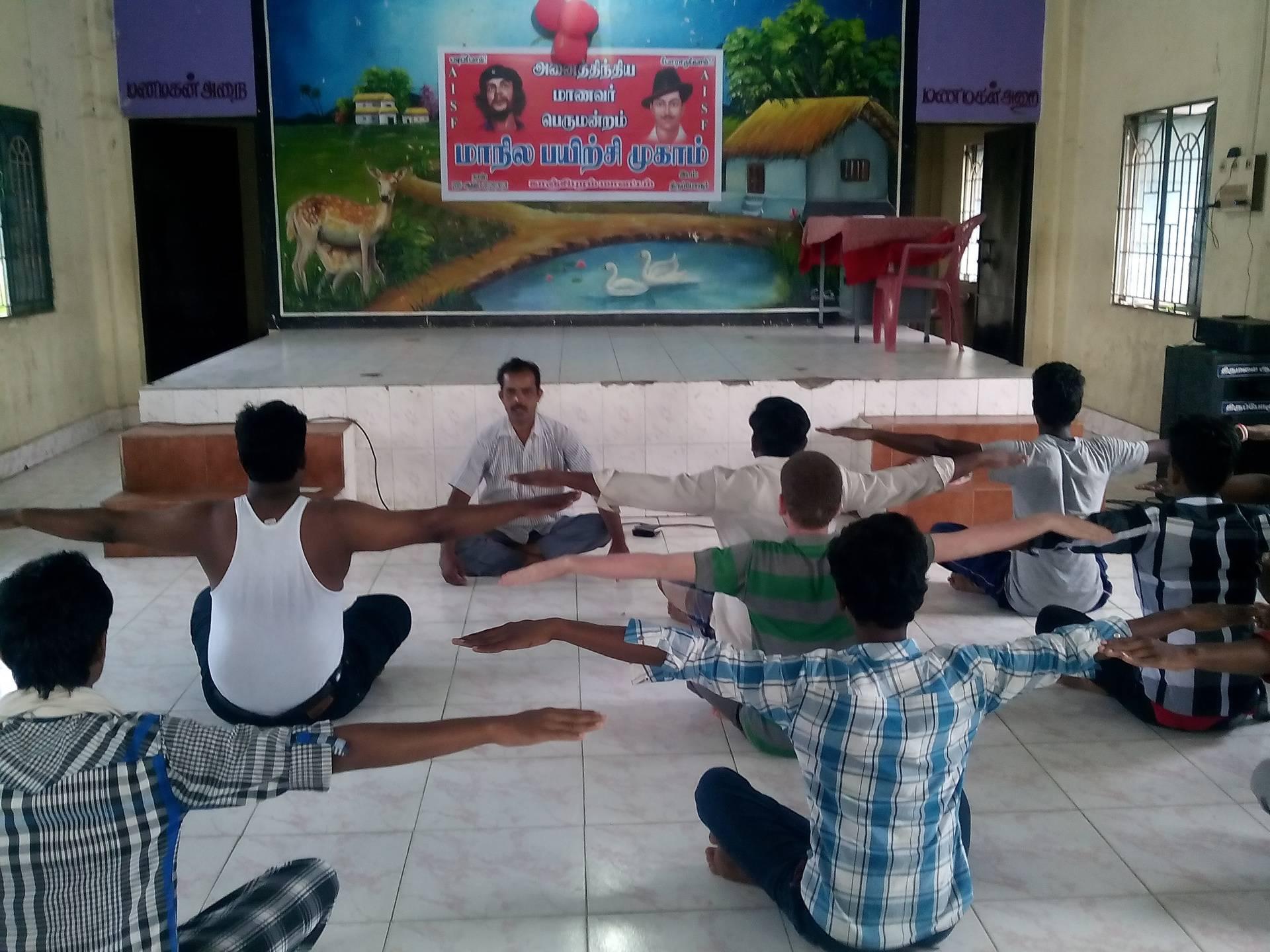 AISF, Kanchipuram