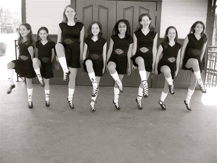 Celtic Heels Company members