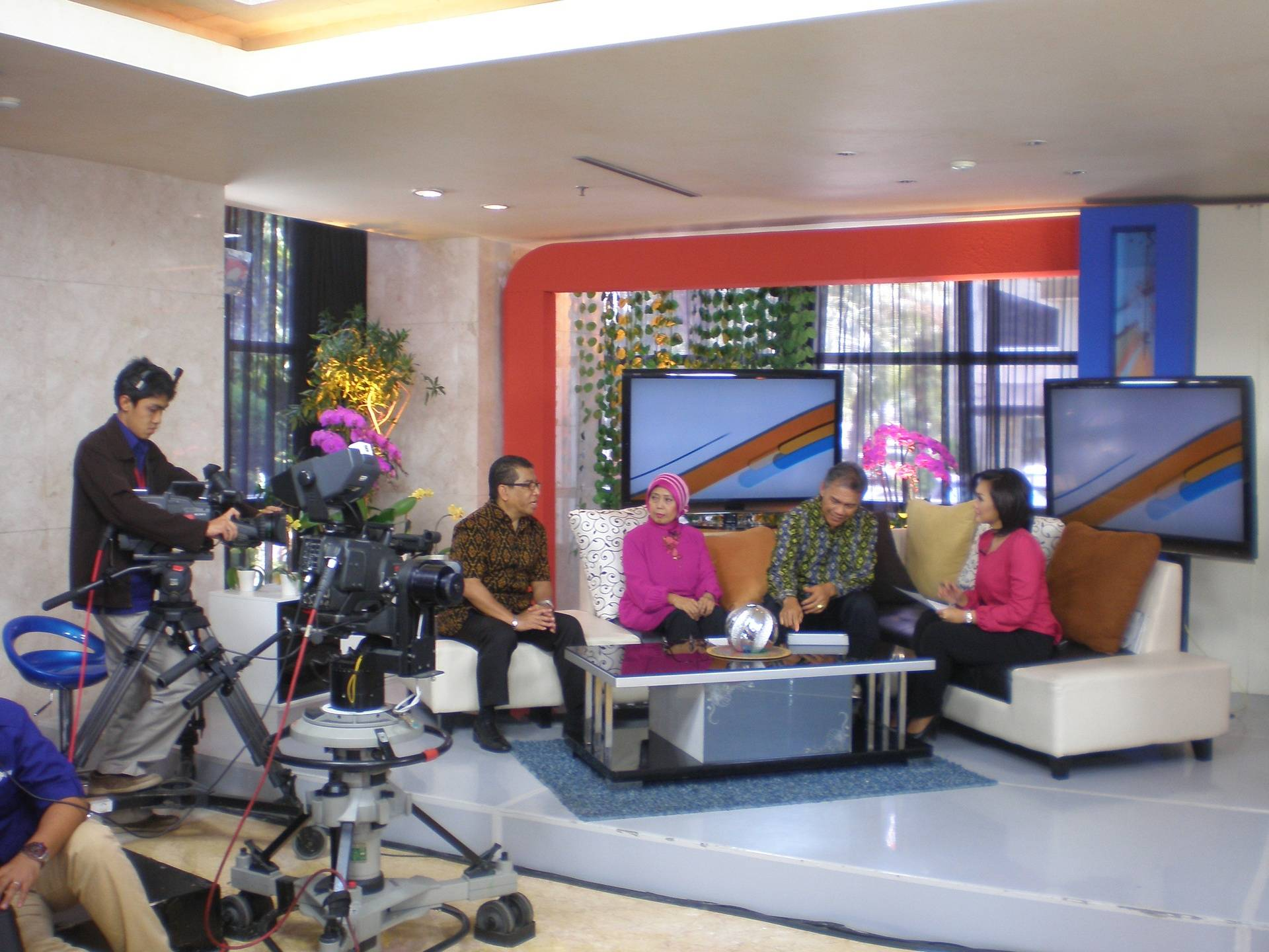 Menjadi Narasumber Dokter Keluarga di Metro TV
