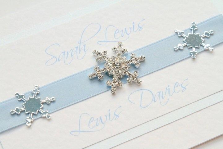 Snowflake Chequebook