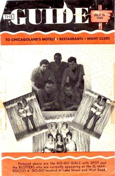 Vintage Chicago Nightclub Guide