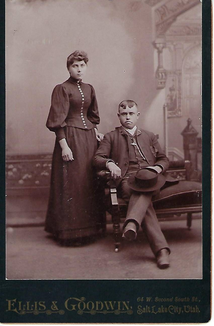 Ellis & Goodwin, photographers of Salt Lake City, Utah