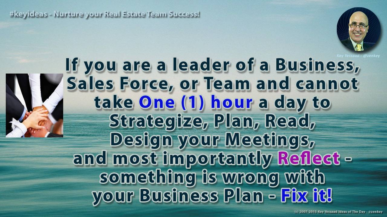 Take a Digital Hour Off Each Day to Plan your Business