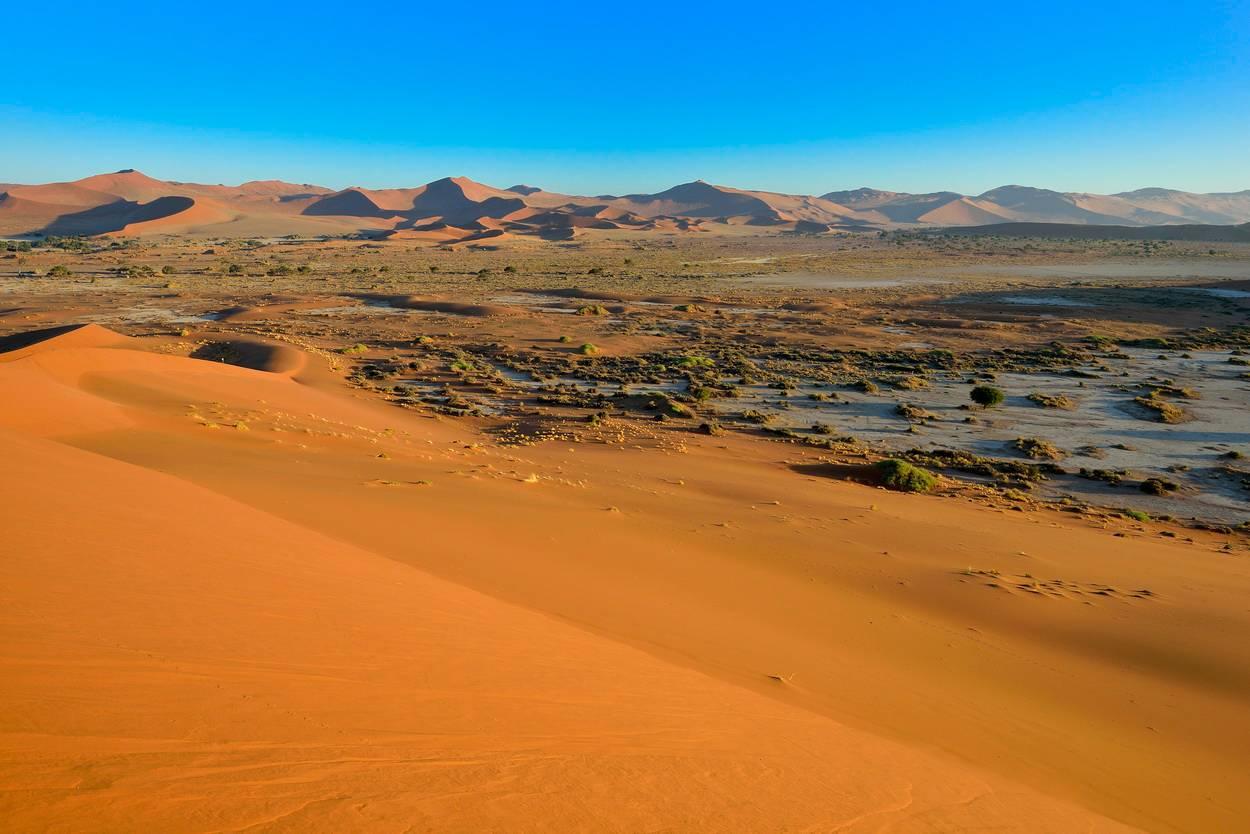 Dunes of Sossusvlei